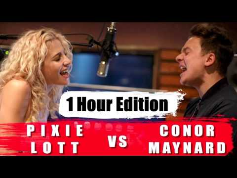 [1 hour Edition] Luis Fonsi - Despacito ft. Daddy Yankee & Justin Bieber (SING OFF vs. Pixie Lott)