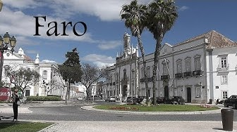 ALGARVE: Faro city (Portugal)