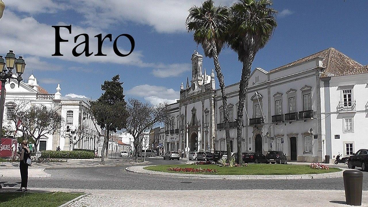 ALGARVE: Faro City (Portugal)