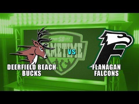 2016 Deerfield Beach Bucks vs Flanagan Falcons PLAYOFF FOOTBALL