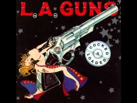 L.A Guns-Never Enough