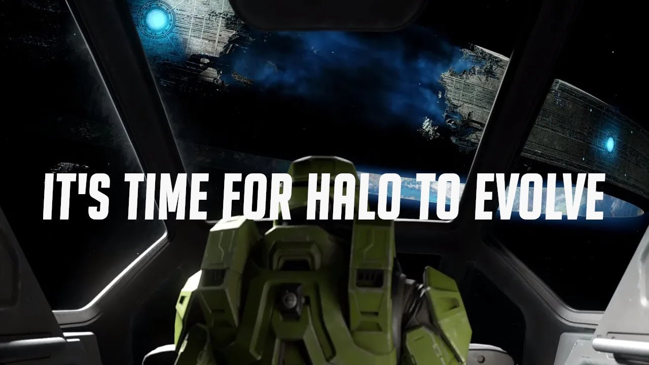 Halo Infinite | It's Time For Halo to Evolve thumbnail