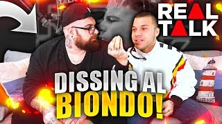 IL TRE A REAL TALK  ( dissing al BIONDO ) by Arcade Boyz