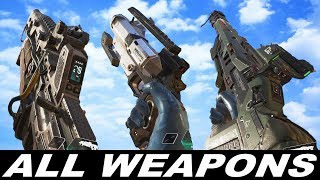 APEX LEGENDS - All Weapons