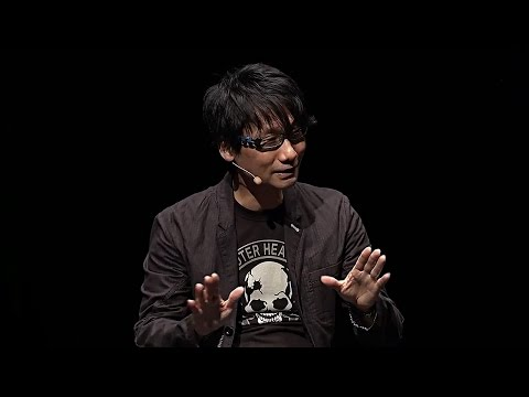 Hideo Kojima Interview: Teaser and new Silent Hill [Gamescom 2014]