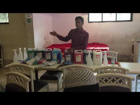 Training Video Taski Chemicals R1 to R9 - Hindi - Very Informative - Hotel Milan International
