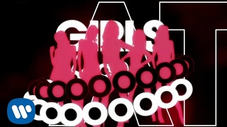 David Guetta feat Flo Rida & Nicki Minaj - Where Them Girls At (Lyric video)
