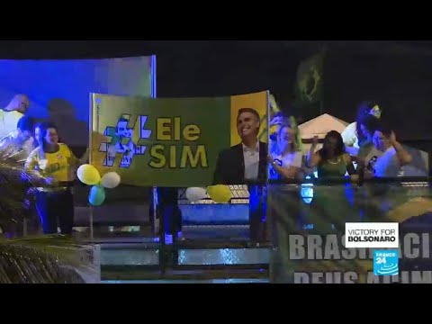 Brazil presidential election: Bolsonaro wins after rough campaign
