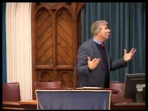"Peter Baker -- Luke 19: 28-48 -- ""Jesus and the Celebrity Culture"""