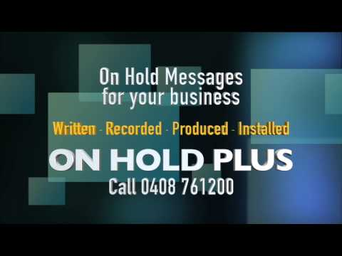 On Hold Messaging for Business - On Hold Plus