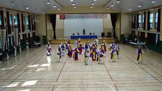 2019년 대전/전국웃다리풍물경연_충청웃다리농악보존회 …