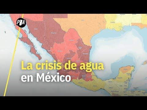 La crisis de agua en México: al borde del 'Día cero'