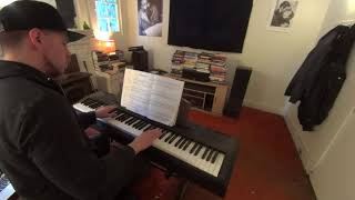 Sun Kil Moon - Carry Me , Ohio Piano Cover