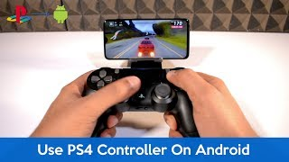 How to Play Android Games Using PS4 Controller (No root required)