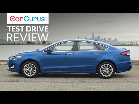 2019 Ford Fusion Energi Cargurus Test Drive Review