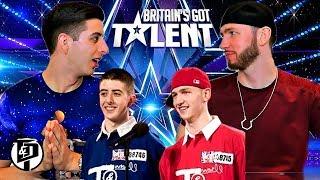 Baixar Britain's Got Talent Audition REACTION | Twist and Pulse
