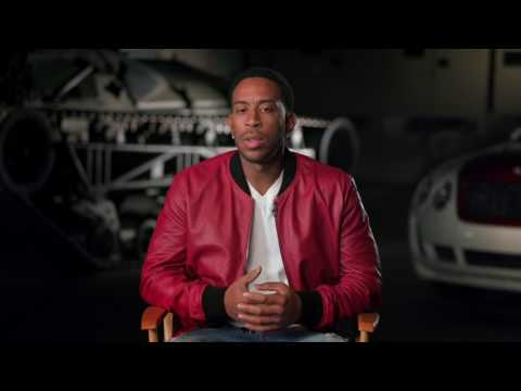 "The Fate of the Furious: Chris 'Ludacris' Bridges ""Tej"" Behind the Scenes Movie Interview"