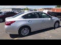 2017 NISSAN ALTIMA Redding, Eureka, Red Bluff, Northern California, Sacramento, CA 17N251