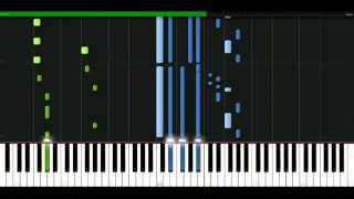 Jamiroquai - Little I [Piano Tutorial] Synthesia | passkeypiano