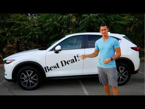 2018 Mazda Cx-5 For Under 30k?! (Review)