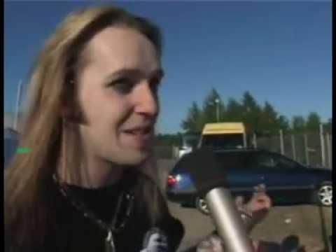 Children of Bodom - Ilosaarirock 2005 Interview