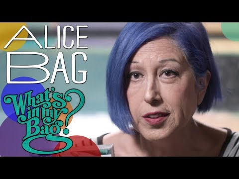 Alice Bag - What's in My Bag?