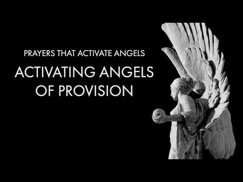 Activating Angels of Provision | Prayers That Activate Angels