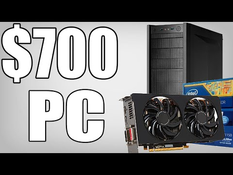 The Best $700 Gaming PC Build Runs All Games at 1080p March 2015