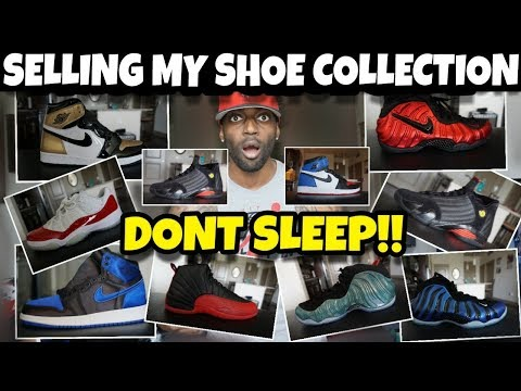 Selling my Shoe Colleciton RIGHT NOW FOR A STEAL!!! DONT SLEEP!!