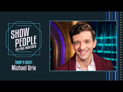 People with Paul Wontorek: Michael Urie of TORCH