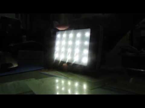 現貨》興雲網購2店【(聚合物)太陽能行動電源(20顆LED燈)37487-143】保固一年 手機充電行動寶隨身寶《批發