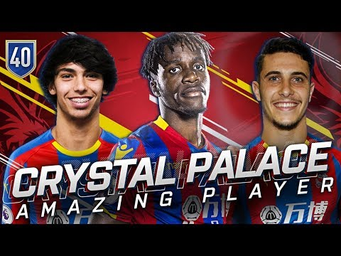 FIFA 19 CRYSTAL PALACE CAREER MODE 40 - WOW HE WAS AN AMAZING TRANSFER