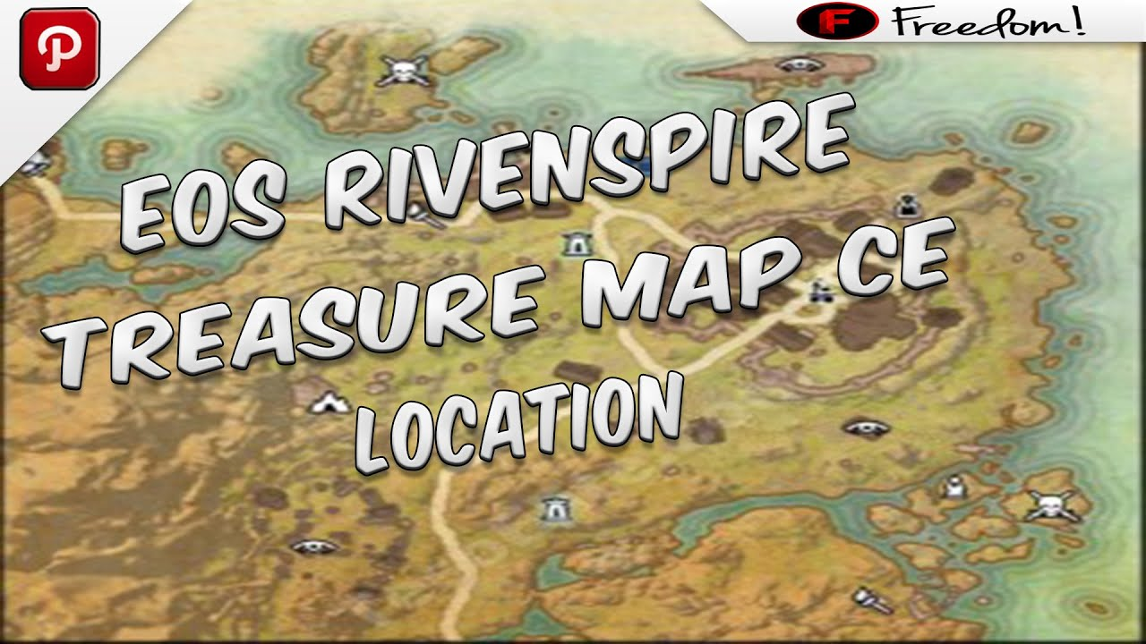 eso rivenspire map how to get into