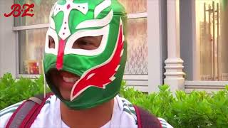 Mexikanische Fans feiern in Moskau