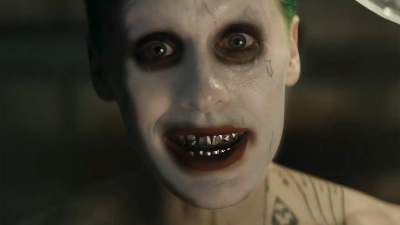 Suicide Squad  Joker Version Trailer Comic Con YouTube
