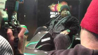 grammy nominee cee lo green mr fuck you at duracell smart power lab 2010