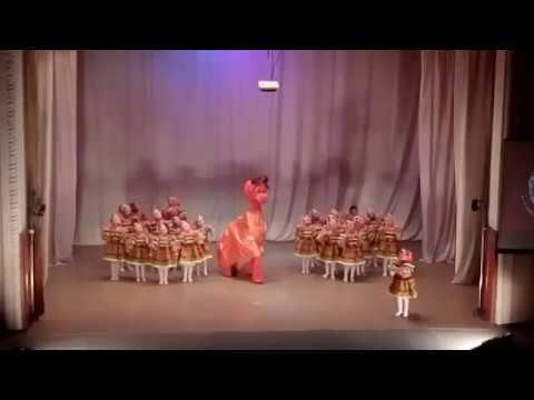 НХК «Офелия», постановка «Ой, вставала я ранешенько», дебют на фестивале-конкурсе «БлагоДа»