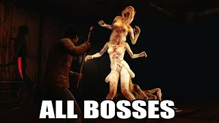 Silent Hill Homecoming - All Bosses (With Cutscenes) HD 1080p60 PC