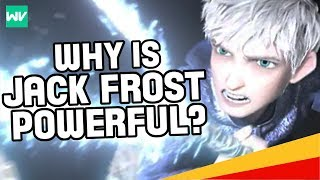 Why Is Jack Frost Such A Powerful Guardian? | Rise of the Guardians: Discovering DreamWorks