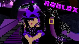 Roblox: 🦇Royalloween🦇Recolor!🌈~ Spider Witch