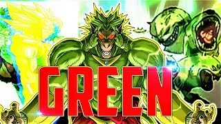Finally! Broly FIRST FRIEND and GREEN FUR Source Revealed Dragon Ball Super Broly Movie Images