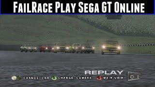 FailRace Play Sega GT Online