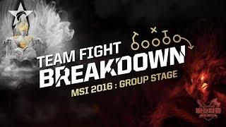 Team Fight Breakdown with Jatt: RNG vs SKT (MSI 2016 Group Stage)