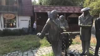 Армения Цахкадзор Гошаванк Дилижан Серия около Крыма