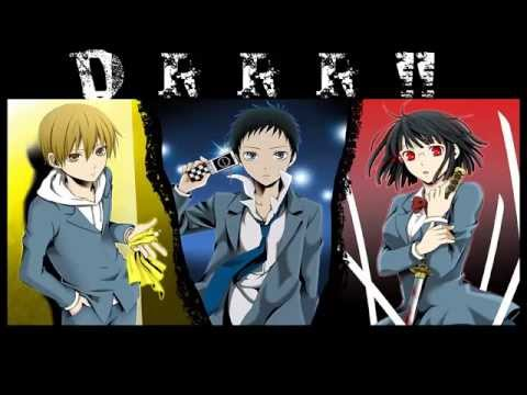 Durarara Opening 2 Lyrics [Full Version, English Lyrics in Desc.]