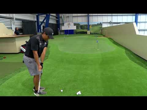 Golf Indoor Practice Facility