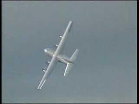 Swedish Air Force C-130 Hercules