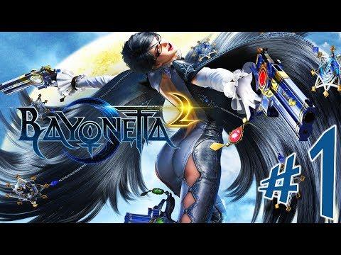Bayonetta 2 - Parte 1: Mundo de Caos ( ͡° ͜ʖ ͡°) [ Nintendo Switch - Playthrough ]