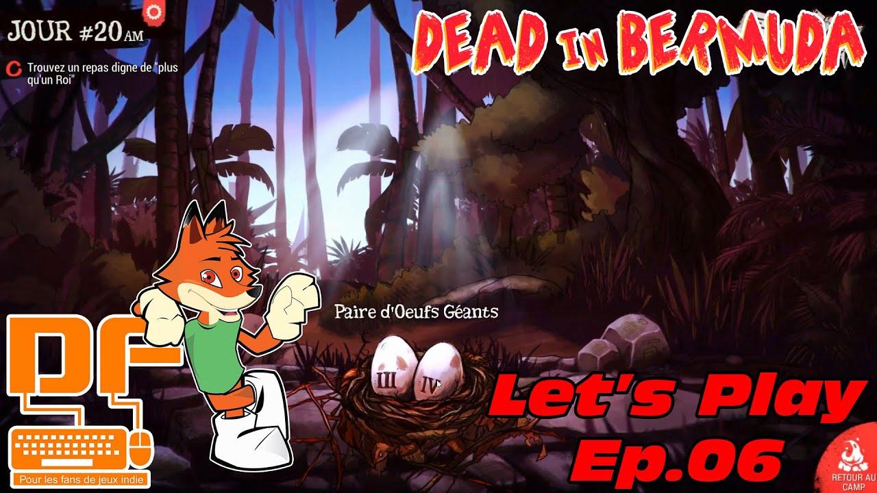 De Peu In Let's 06Un Bermuda Ep Dead Reposfr Play Y76ybfg
