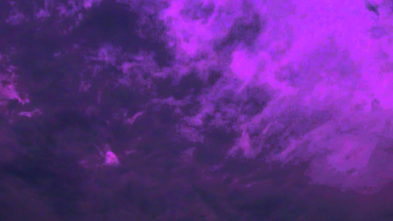 storm cloud purple youtube